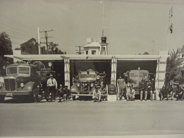 Old Ramona, CA Fire Department